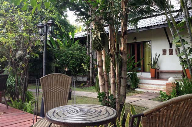 Baan Thai House Ayutthaya Garden Villa